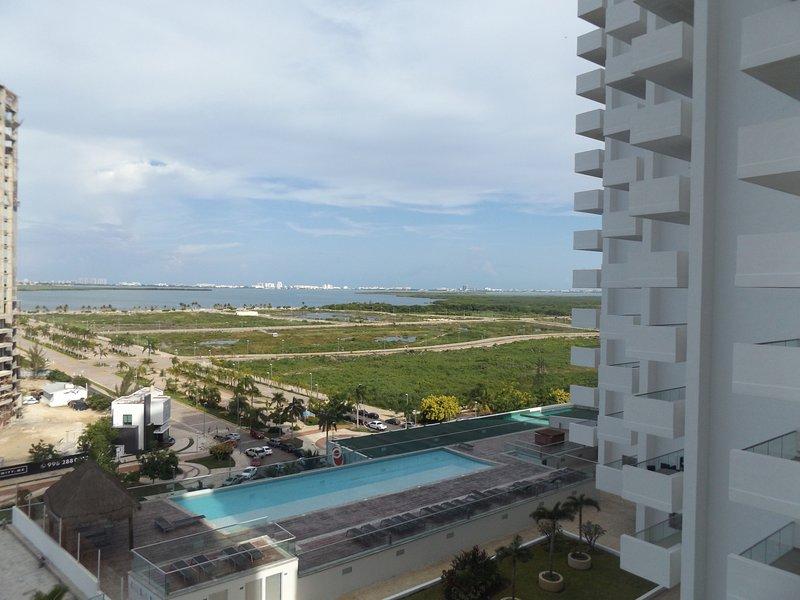 Departamento Para Vacaciones dia,semana en Cancún, holiday rental in Puerto Juarez