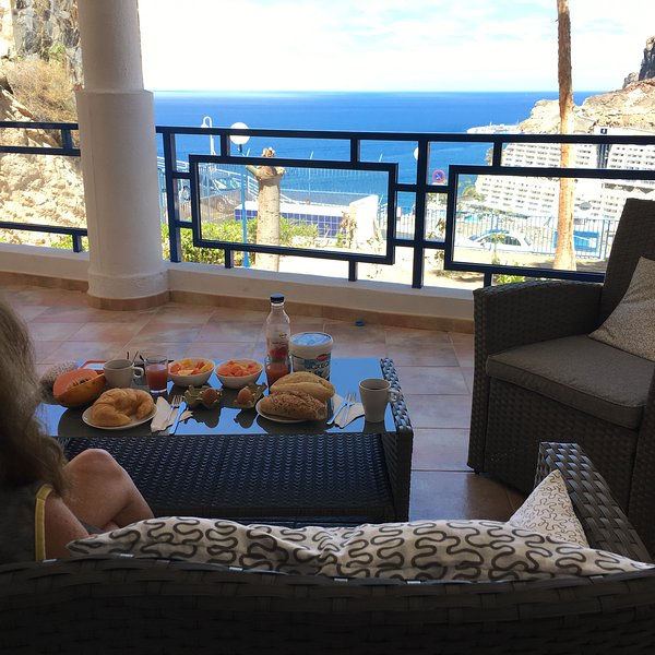 Gran canaria vue sur mer superbe appartement, vacation rental in Taurito
