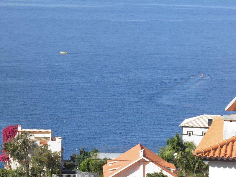 Vivenda Formosa - Studio with balcony and See View, holiday rental in Estreito de Camara de Lobos