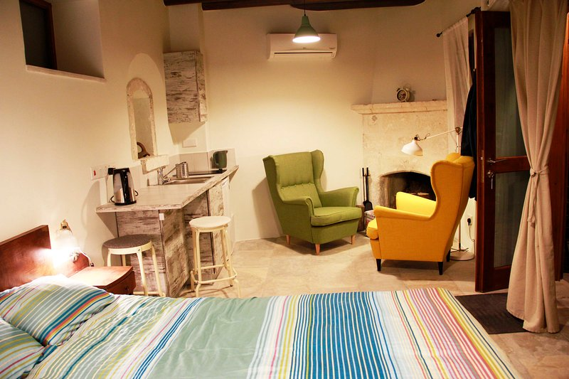 Marmaras - Palataki Studio, holiday rental in Steni