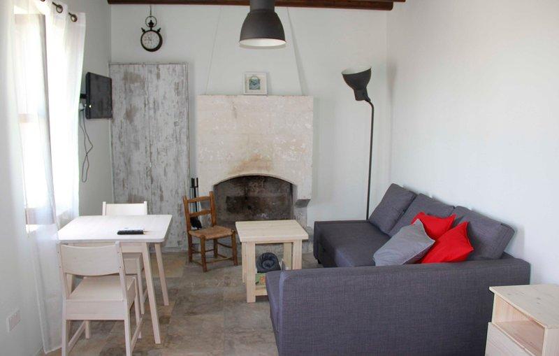 Marmaras - Markynari Studio, holiday rental in Steni