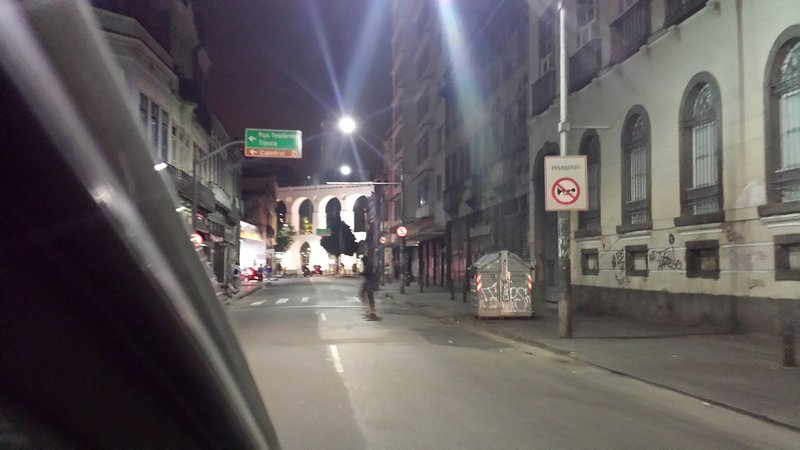 In the heart of Rio-Lapa Arches