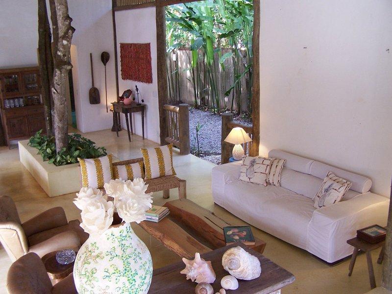 Comfort of Living Room
