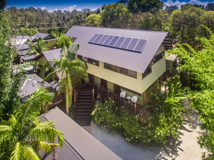 Blue Bliss, holiday rental in Byron Bay