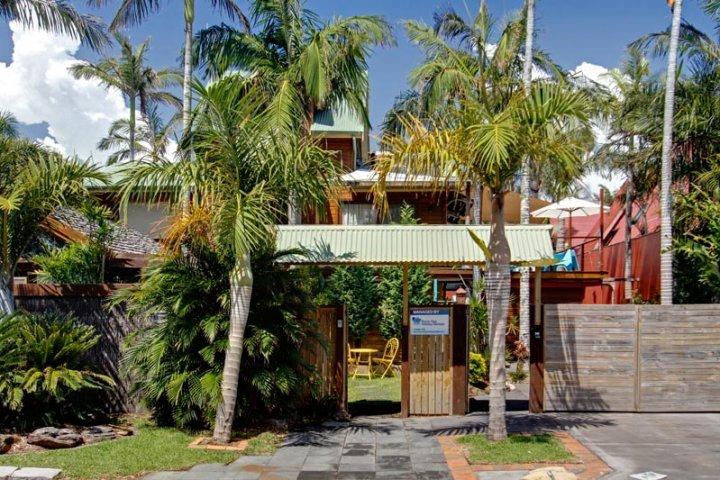Byron Blisshouse Garden Villa, alquiler de vacaciones en Tyagarah
