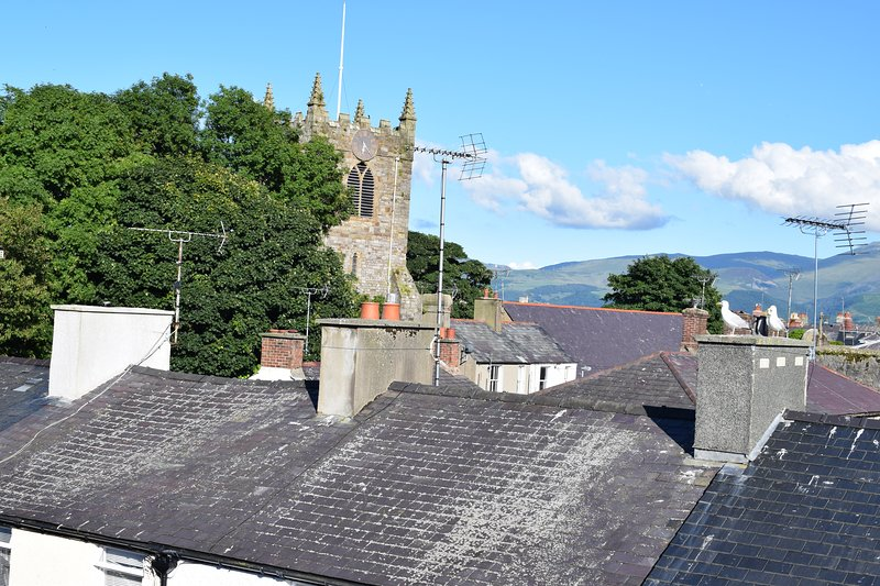 Stylish, luxury apartment in Beaumaris, Wales, holiday rental in Beaumaris