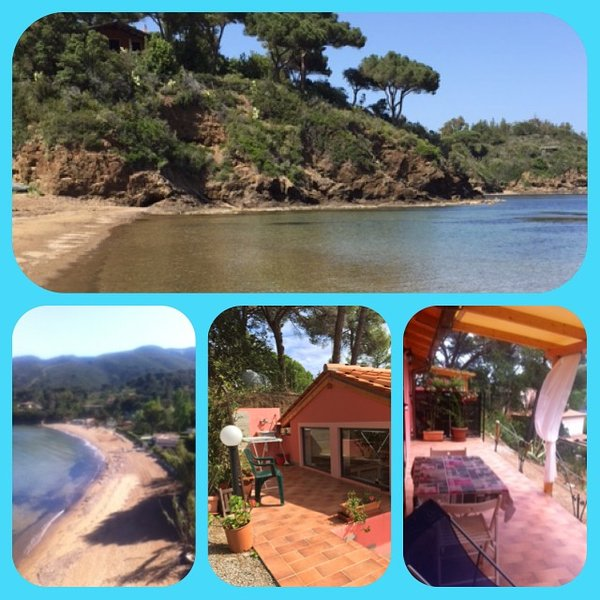 Suosogno 1 sul mare, vacation rental in Capoliveri