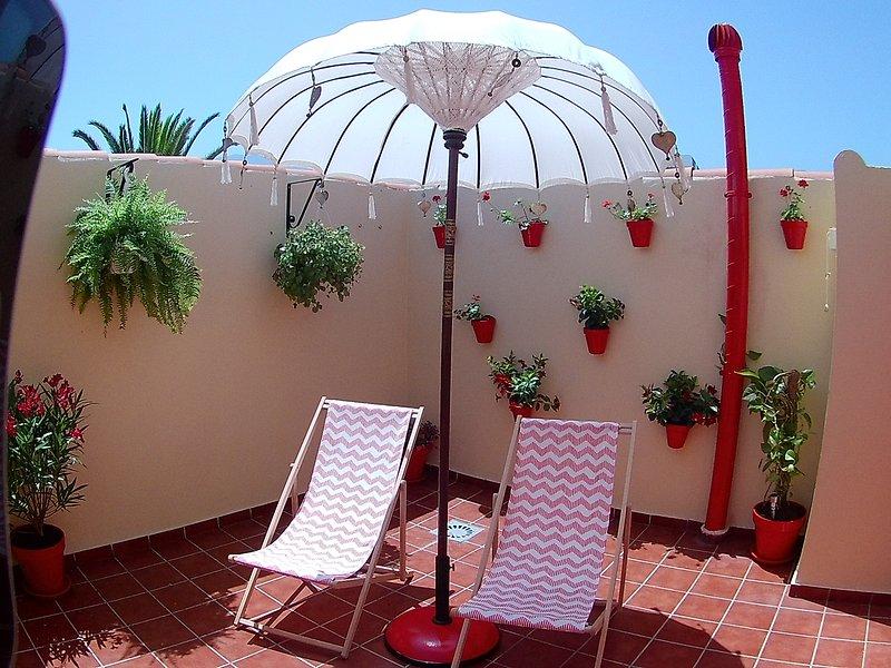 Apartment with 2 Bedrooms Puerto de la Cruz center, vacation rental in Puerto de la Cruz