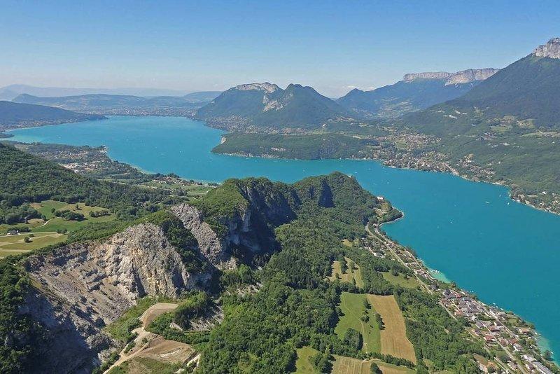 λίμνη Annecy