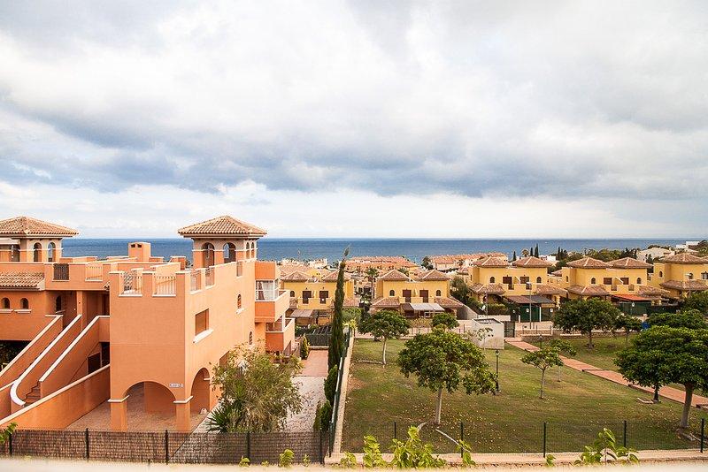 Alquiler de Ático en Isla Plana, vacation rental in Isla Plana