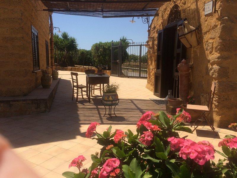 AGRIGENTO il Giardino di Athena – semesterbostad i Agrigento
