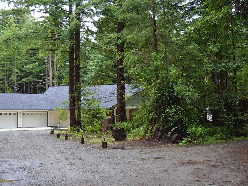 Picturesque Forest Home, holiday rental in Hiouchi