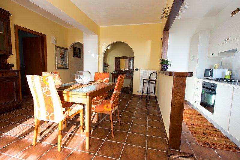 Casa Vacanze sul mare 'L'Oleandro' Beach House, Ferienwohnung in Pizzo
