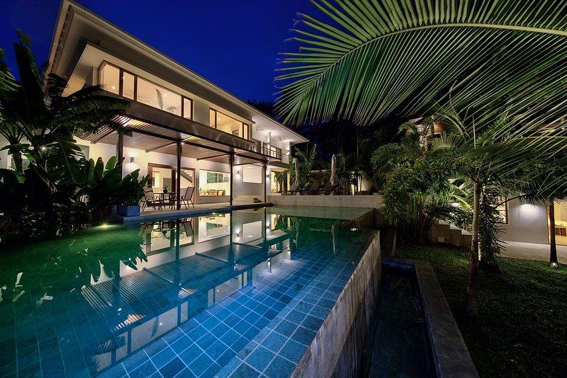 Villa Acez, um oásis de luxo Tropical e Conforto