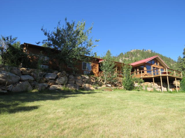 Montana's Wolf Creek Lodge, holiday rental in Craig
