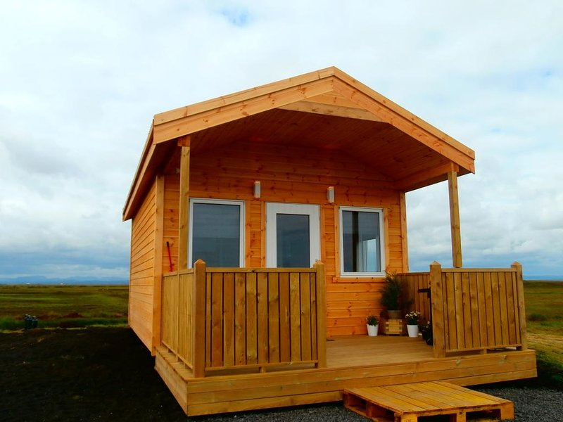Small cottage in the south, vacation rental in Grafarkirkja