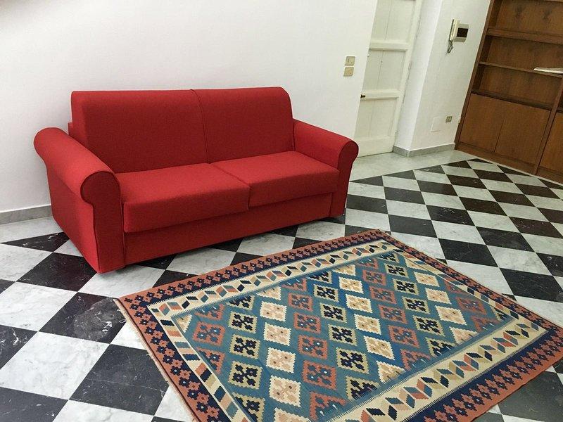 Appartamento zona centro a due passi dal Teatro Ma, holiday rental in Villagrazia di Carini