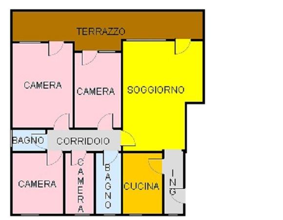 Map Apartment