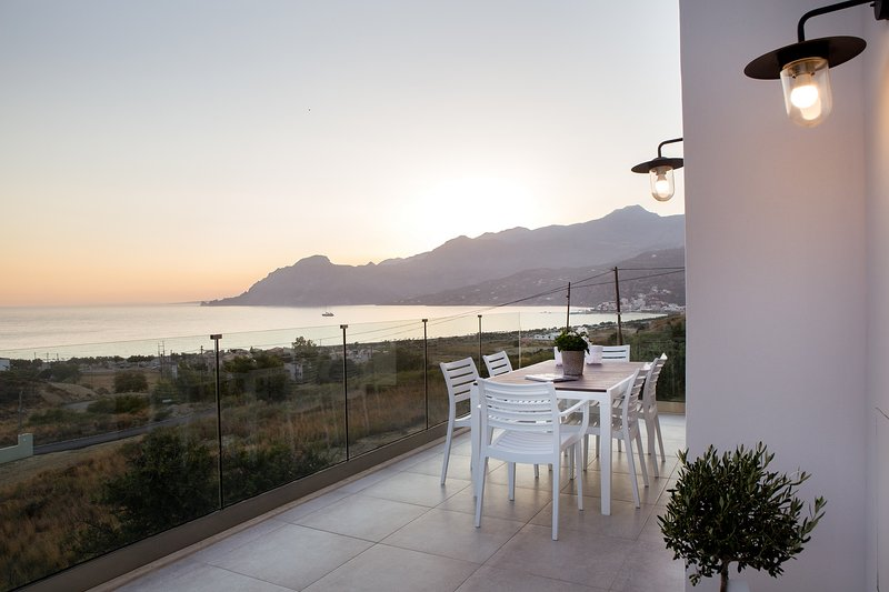 Villa Evriali, holiday rental in Agios Vasileios Municipality