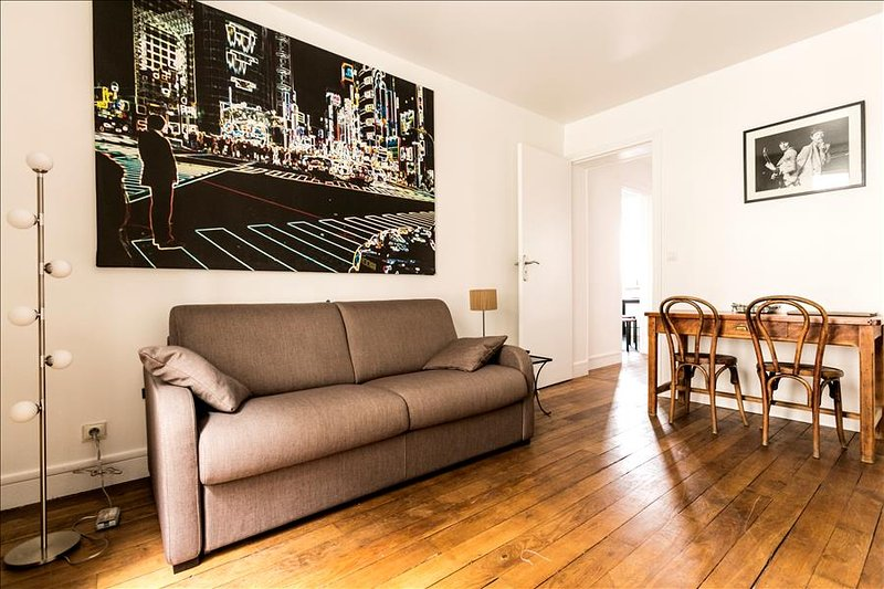 Beautiful Apartment Steps From C St Martin