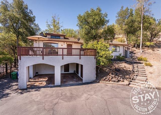 3 Vinos Hacienda, holiday rental in Paso Robles