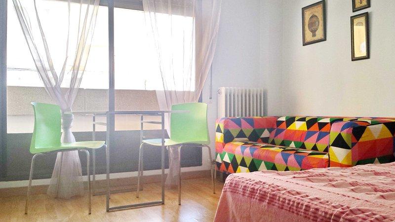 Salamanca Nice Budget Monthly Rental Studio-Apart, holiday rental in Coca de Alba