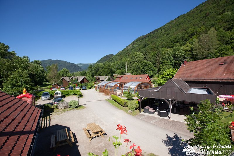 Chalets de la Wormsa PRL ****, holiday rental in Sondernach