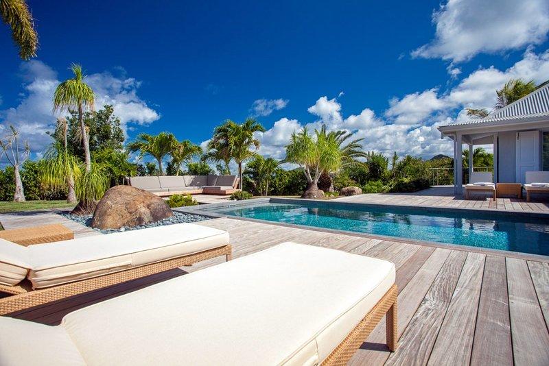 Pajoma (PAJ), vacation rental in Gustavia
