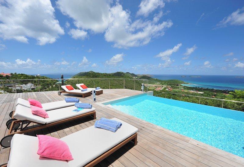 Globe Trotter, vacation rental in Gustavia
