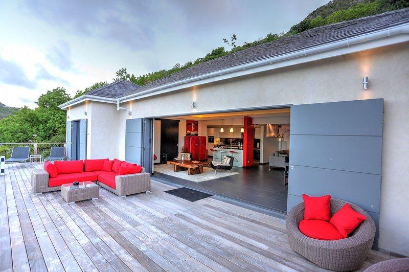 Nita (ITA), holiday rental in Anse de Lorient