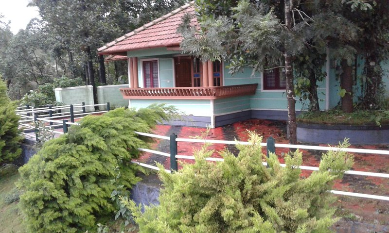 Imperial Heights, vakantiewoning in Lakkidi