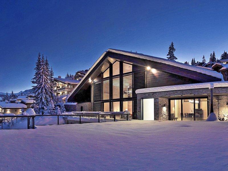 Chalet Greystone Courchevel Luxury Ski Villa, holiday rental in Saint-Bon-Tarentaise