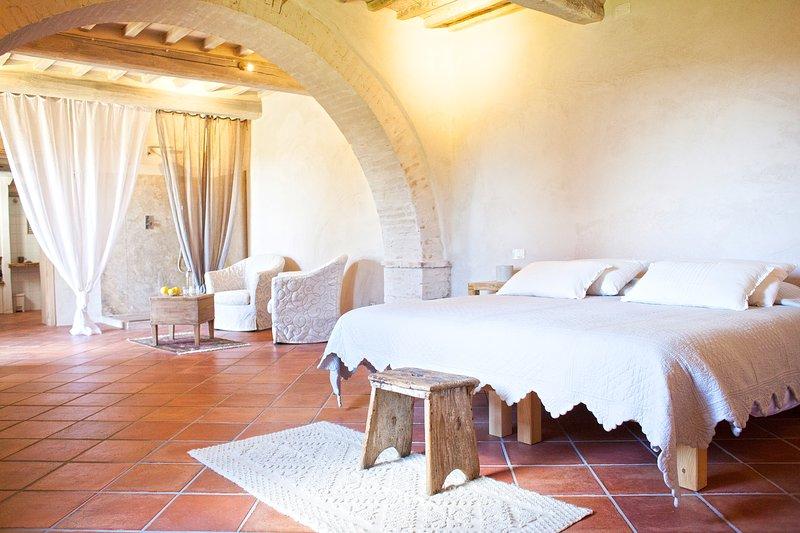 Agriturismo Humile - Agricoltura e Ospitalità B&B, holiday rental in Chianciano Terme