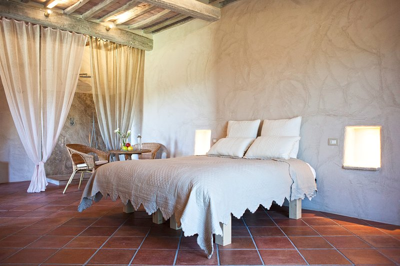 Agriturismo Humile - Suite 'Solevante', holiday rental in Chianciano Terme