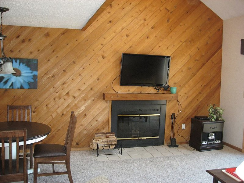 Celebrate New Years at Snug Condo in Michigan's, holiday rental in Alden