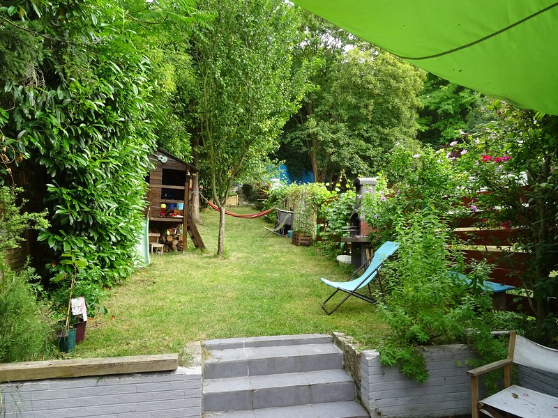 Family house 5 min from Paris!, vacation rental in Noisy-le-Grand