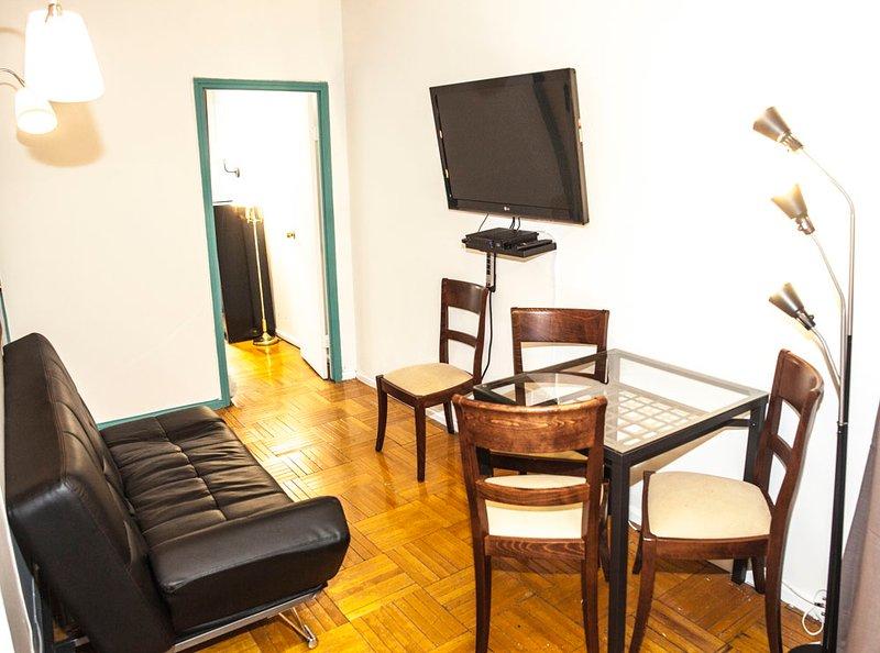 Gran dos cama apartamento, situado en el corazón del oeste el centro