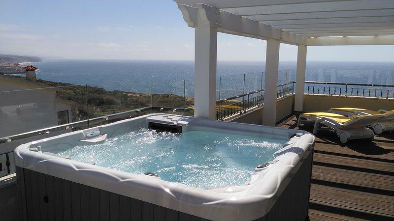 THE SEA - DUPLEX PENTHOUSE SPA - ERICEIRA - LISBOA, alquiler de vacaciones en Ericeira