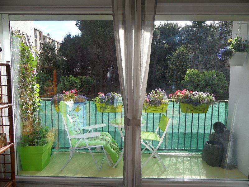 Frente balcón (más sillas del patio)
