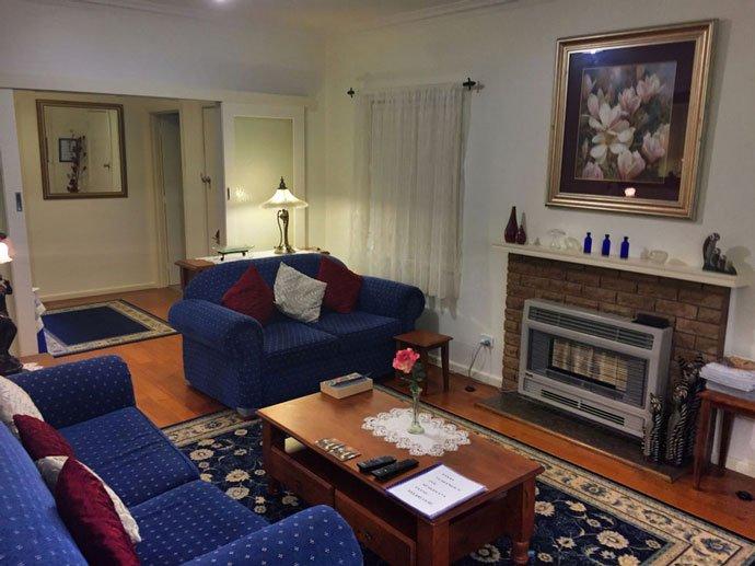 Admurraya House Accommodation Rutherglen, holiday rental in Chiltern