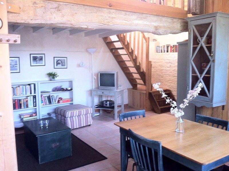 a romantic cottage!