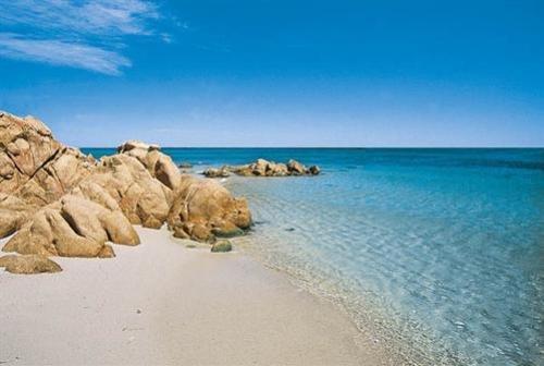 The Cove beach