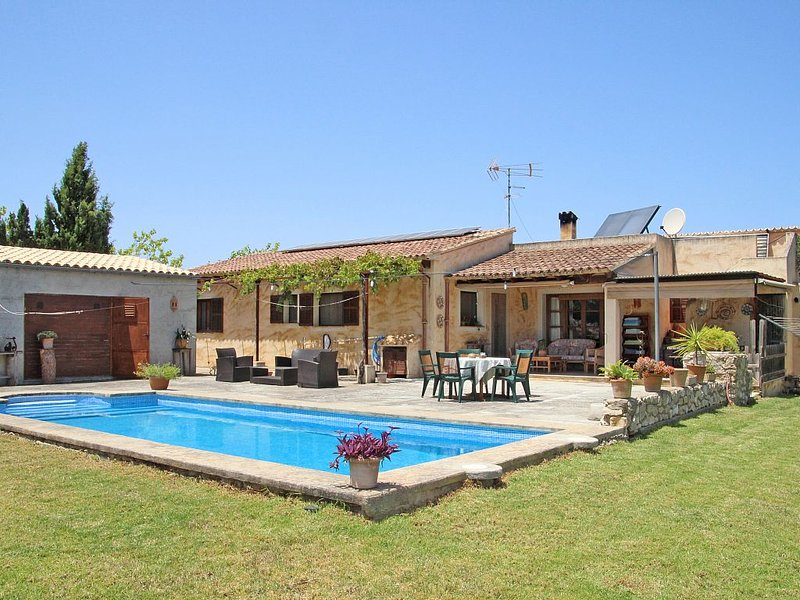 FINCA CORBAIA, vacation rental in Cala Mesquida