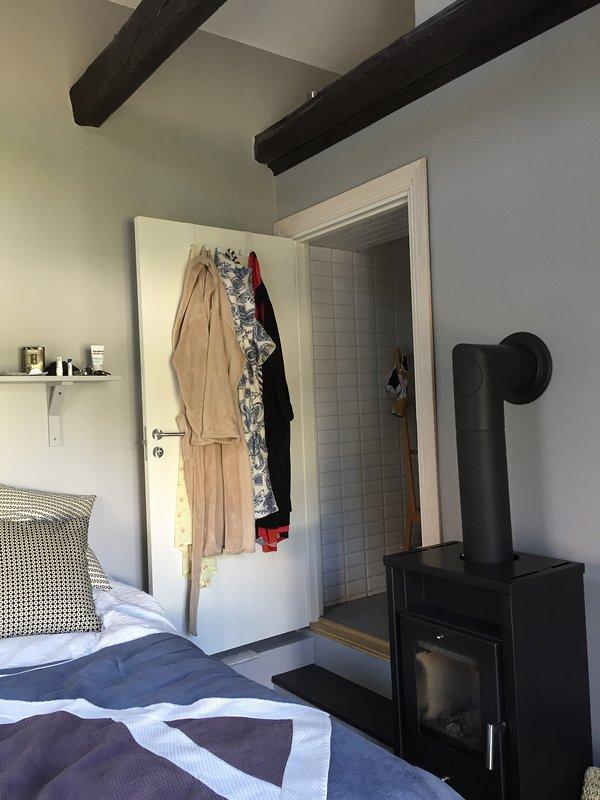 Mestre quarto com casa de banho separada