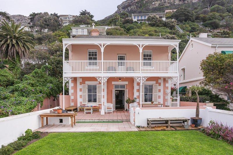 Eastcliffe House, location de vacances à Kalk Bay