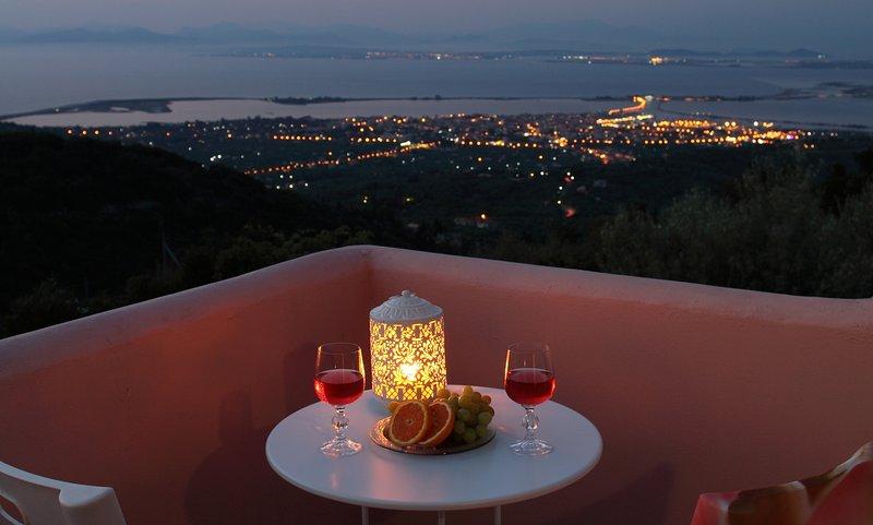 AmElia Villa, holiday rental in Lefkada Town