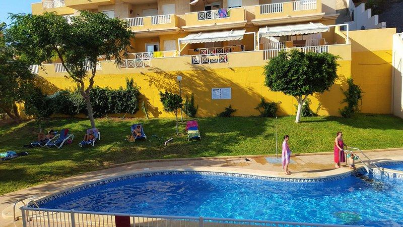 comunidade piscina