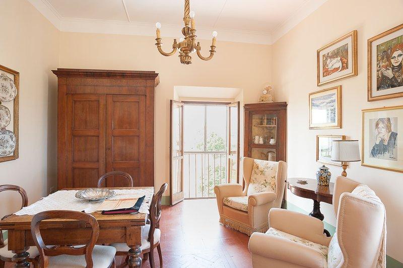 La casa di Lenù, location de vacances à Morro d'Alba