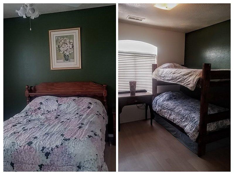 2 Separate Bedrooms Perfect for Families, vacation rental in Los Ranchos de Albuquerque