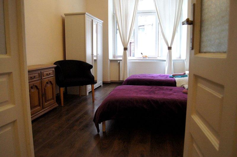 Castall Old Town Apartament- 3 rooms, location de vacances à Cracovie